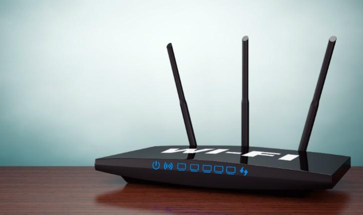 roteador altera a percepção de velocidade da internet