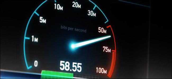 Como medir a velocidade da internet